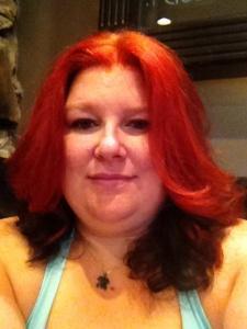 New hairdo, color